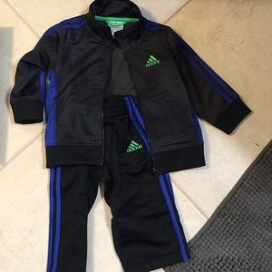 12 months baby boy adidas track suit